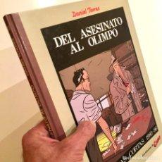 Cómics: COMICBOOK DEL ASESINATO AL OLIMPO, HISTORIAS CORTAS 1980-86 DE DANIEL TORRES, NORMA EDITORIAL 1986. Lote 185445596