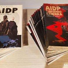 Cómics: AIDP 32 TOMOS DEL 1 AL 32 RÚSTICA NORMA (1+2+3+4+5+6+7+8+9+10+11+12+13+14+15+16+17+18+19+20+21+22.... Lote 185875578