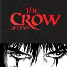 Cómics: THE CROW - NORMA EDITORIAL JAMES O`BARR - BYN 2019. Lote 186133877