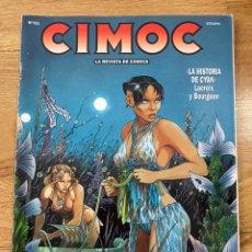 Cómics: CIMOC NÚMERO 153. Lote 186145831