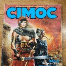 Cómics: CIMOC NÚMERO 117. Lote 186145975