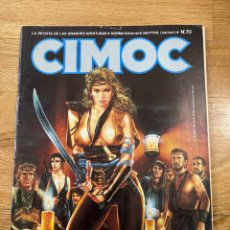 Cómics: CIMOC NÚMERO 70. Lote 186146183