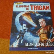 Cómics: EL IMPERIO DE TRIGAN 2 EL ANILLO DE ZERSS ( BUTTERWORTH ) NORMA CIMOC EXTRA COLOR 5. Lote 186376045