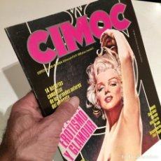Cómics: REVISTA DE CÓMICS CIMOC, ESPECIAL EROTISMO Y GLAMOUR, NÚMERO EXTRA 6, NORMA EDITORIAL. Lote 186445562