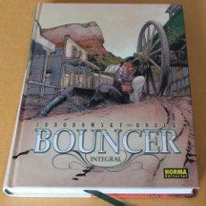 Cómics: BOUNCER - ALEJANDRO JODOROWSKY / FRANÇOIS BOUCQ - INTEGRAL - NORMA ED. 2012 - NUEVO. Lote 187089657