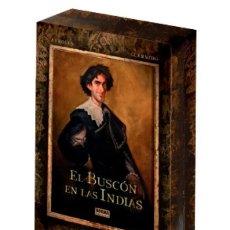 Cómics: BUSCON EN LAS INDIAS,EL EDICION LUJO. Lote 187118270