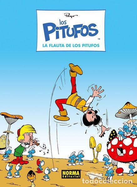 LA FLAUTA DE LOS PITUFOS - PEYO - NORMA - 1999 - 64 PAGINAS (Tebeos y Comics - Norma - Comic Europeo)