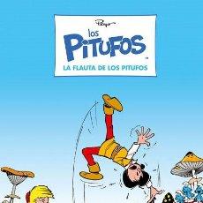 Cómics: LA FLAUTA DE LOS PITUFOS - PEYO - NORMA - 1999 - 64 PAGINAS. Lote 187174936
