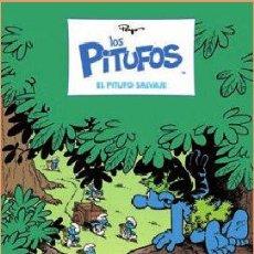 Cómics: EL PITUFO SALVAJE - NORMA - 1999 - TAPA DURA - 48 PAG. Lote 187175050
