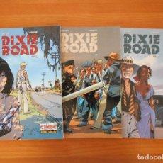 Cómics: DIXIE ROAD N º 1, 2 Y 3 - DUFAUX, LABIANO - CIMOC EXTRA COLOR Nº 178, 183 Y 215 - NORMA (T1). Lote 187210830