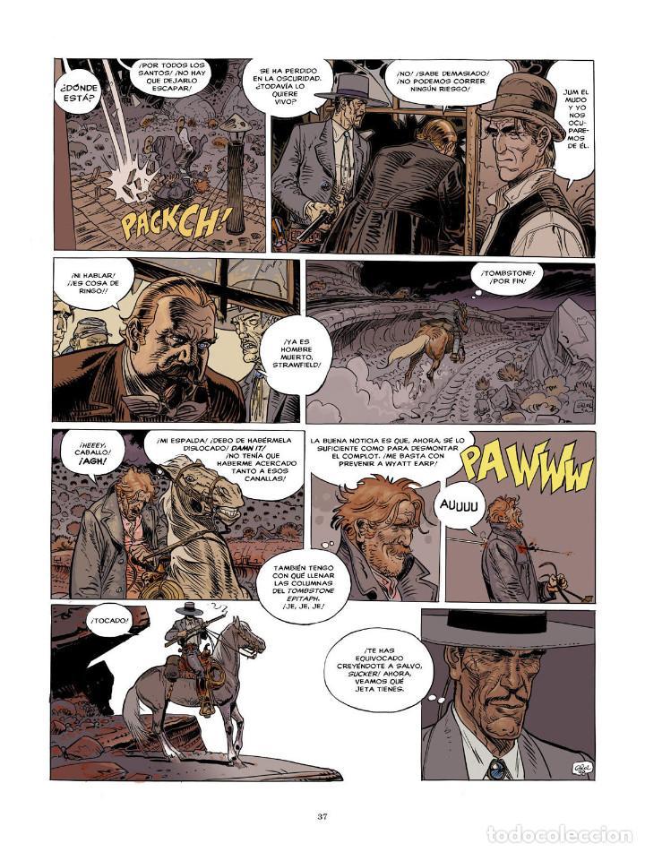Cómics: Cómics. BLUEBERRY. EDICIÓN INTEGRAL 9 - Charlier/Giraud (Cartoné) - Foto 4 - 187316695