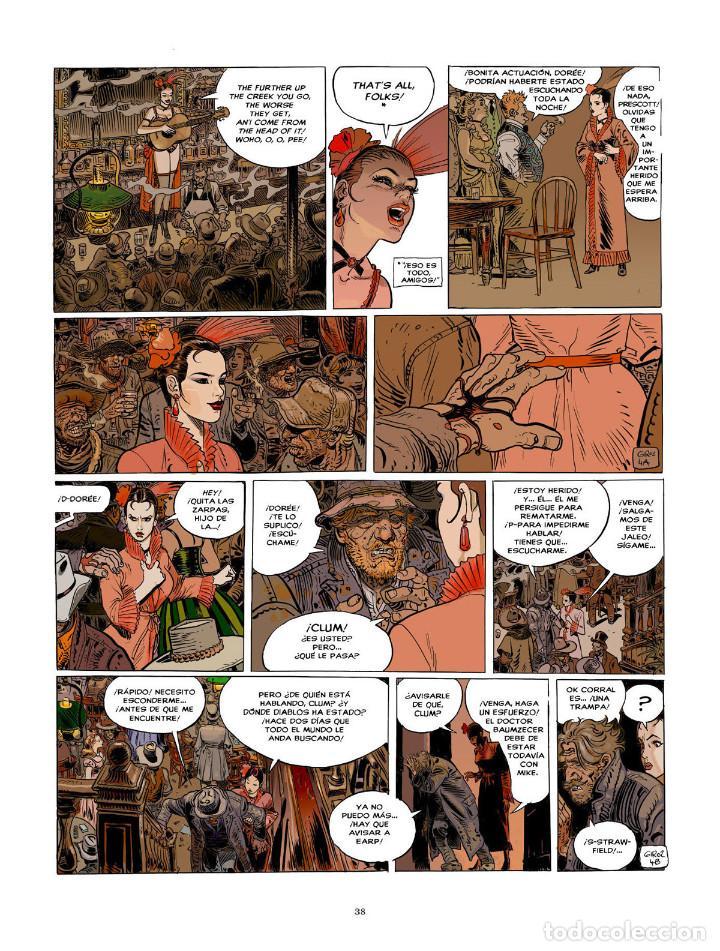 Cómics: Cómics. BLUEBERRY. EDICIÓN INTEGRAL 9 - Charlier/Giraud (Cartoné) - Foto 5 - 187316695