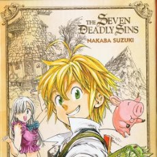 Cómics: COMIC THE SEVEN DEADLY SINS NAKABA SUZUKI ( 1 AL 9). Lote 187513948