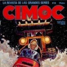 Fumetti: CIMOC Nº 28 - NORMA - ESTADO EXCELENTE. Lote 187523636
