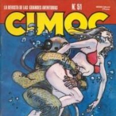 Fumetti: CIMOC Nº 51 - NORMA - ESTADO EXCELENTE. Lote 187538400