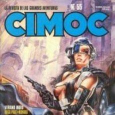 Fumetti: CIMOC Nº 55 - NORMA - MUY BUEN ESTADO. Lote 187538951