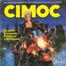 Fumetti: CIMOC Nº 73 - NORMA - MUY BUEN ESTADO. Lote 187541650