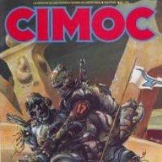 Cómics: CIMOC Nº 104 - NORMA - ESTADO EXCELENTE. Lote 187562351