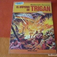 Cómics: EL IMPERIO DE TRIGAN 1 ( BUTTERWORTH LAWRENCE ) ¡BUEN ESTADO! NORMA CIMOC EXTRA COLOR 3. Lote 187563596