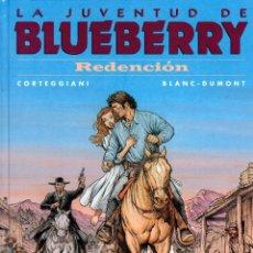 Comics: LA JUVENTUD DE BLUEBERRY. Nº 52. REDENCION. CORTEGGIANI - BLANC-DUMONT. NORMA, 2011. 1ª EDICION. Lote 187595160