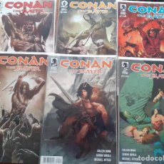 Cómics: CONAN THE SLAYER. COMPLETA. 1 AL 12.. Lote 188469908
