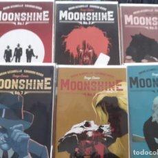 Cómics: MOONSHINE 1 AL 10. RISSO Y AZZARELLO. Lote 198684918