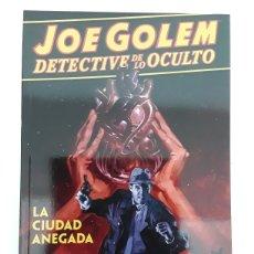 Cómics: JOE GOLEM DETECTIVE DE LO OCULTO. LA CIUDAD ANEGADA - NORMA EDITORIAL. Lote 188559095