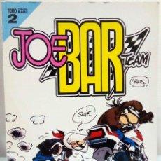 Cómics: BAR2 & STÉPHANE DETEINDRE - JOE BAR TEAM. TOMO 2. NORMA, 1994.. Lote 188586560