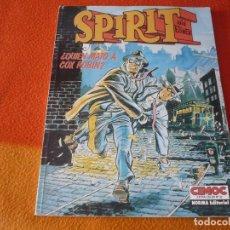Comics: SPIRIT QUIEN MATO A COX ROBIN ( WILL EISNER ) ¡BUEN ESTADO! NORMA CIMOC EXTRA COLOR 32. Lote 188683971