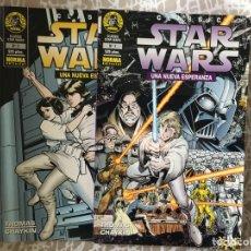Cómics: STAR WARS , NÚMEROS 1 Y 2 DE EDITORIAL NORMA. Lote 188713616