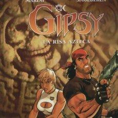 Comics: GIPSY (MARINI - SMOLDEREN) - COMPLETA 6 TOMOS (NORMA). Lote 189097112