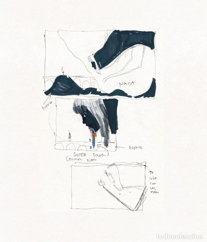 Cómics: Cómics. GRIS. ARTBOOK - Conrad Roset (Cartoné) - Foto 2 - 189205373