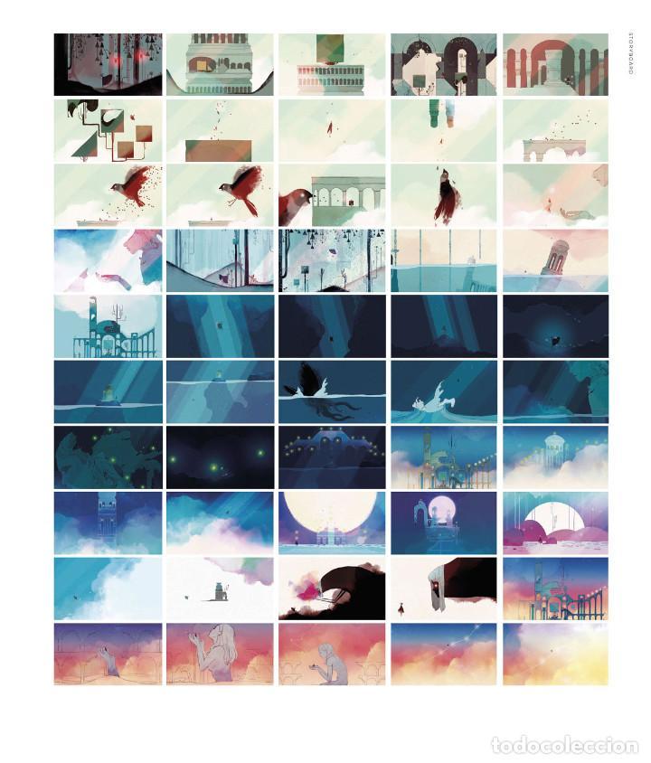 Cómics: Cómics. GRIS. ARTBOOK - Conrad Roset (Cartoné) - Foto 5 - 189205373