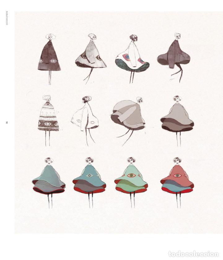 Cómics: Cómics. GRIS. ARTBOOK - Conrad Roset (Cartoné) - Foto 6 - 189205373