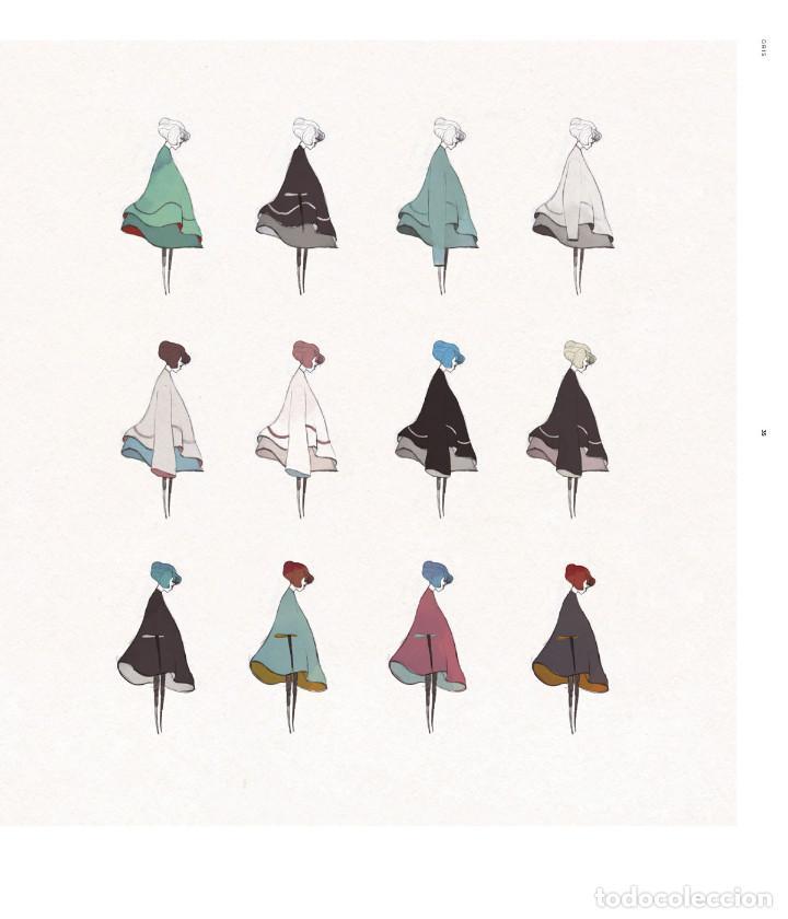 Cómics: Cómics. GRIS. ARTBOOK - Conrad Roset (Cartoné) - Foto 7 - 189205373