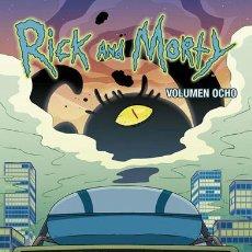 Cómics: CÓMICS. RICK Y MORTY 8 - VARIOS AUTORES. Lote 189205867