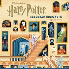 Cómics: CÓMICS. HARRY POTTER. EXPLORAR HOGWARTS - JODY REVENSON/STUDIO MUTI (CARTONÉ). Lote 189223055