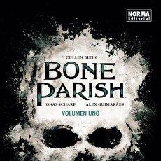 Cómics: CÓMICS. BONE PARISH 1 - CULLEN BUNN/JONAS SCHARF/ALEX GUIMARÃES. Lote 189224585