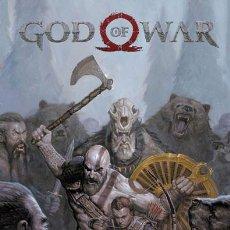 Cómics: CÓMICS. GOD OF WAR 1 - CHRIS ROBERSON/TONY PARKER/E. M. GIST (CARTONÉ. Lote 189225336