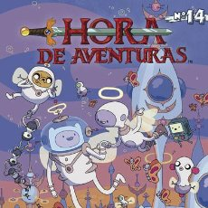 Cómics: CÓMICS. HORA DE AVENTURAS 14 - MARIKO TAMAKI/MCGINTY/MAARTA LAIHO. Lote 189244700