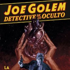 Cómics: CÓMICS. JOE GOLEM DETECTIVE DE LO OCULTO 3. LA CIUDAD ANEGADA - MIGNOLA/GOLDEN/BERGTING/MADSEN. Lote 189288292