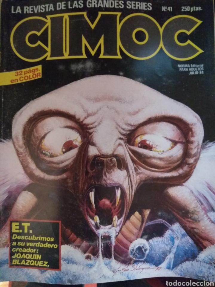CIMOC N.41 (Tebeos y Comics - Norma - Cimoc)
