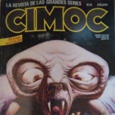 Cómics: CIMOC N.41. Lote 189290367