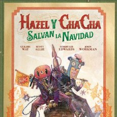 Cómics: CÓMICS. HISTORIAS DE THE UMBRELLA ACADEMY. HAZEL Y CHA CHA SALVAN LA NAVIDAD - WAY/ALLIE/EDWARDS. Lote 189291791
