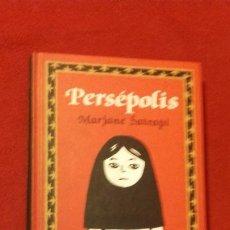 Comics: PERSEPOLIS - COLECCION NOMADAS 3 - MARJE SATRAPI - CARTONE TOMO INTEGRAL. Lote 189309220