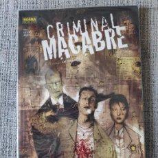 Cómics: CRIMINAL MACABRE NORMA EDITORIAL. Lote 189613165
