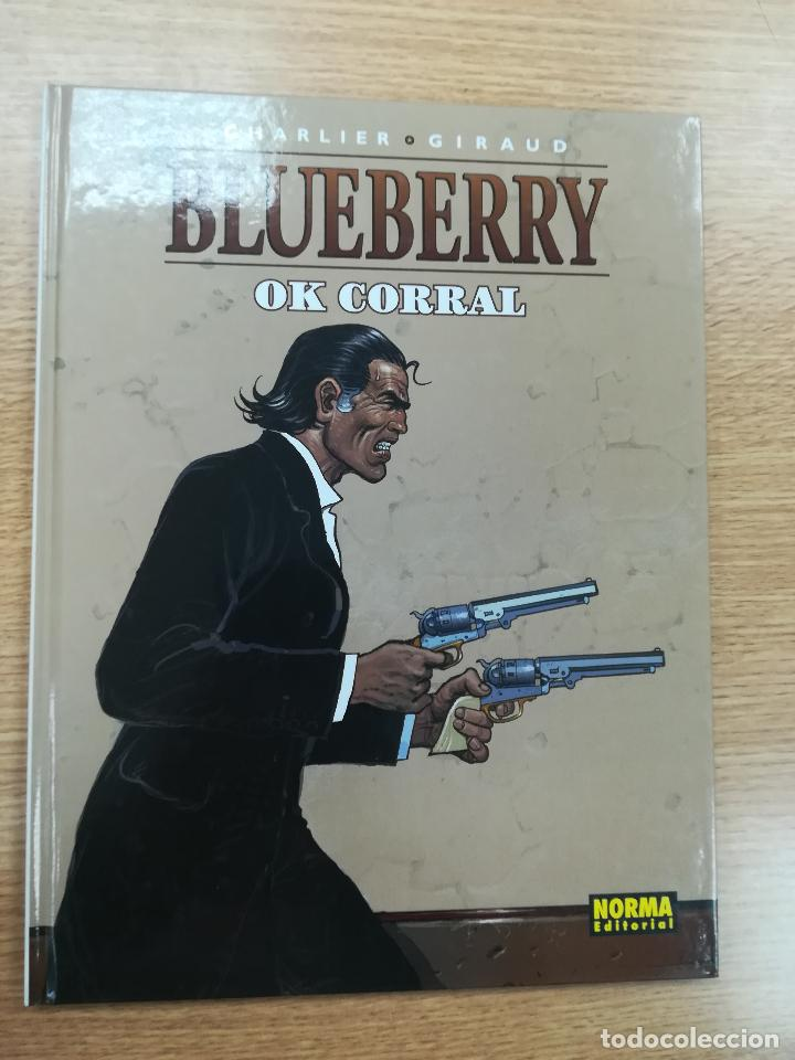 BLUEBERRY #42 OK CORRAL (Tebeos y Comics - Norma - Comic Europeo)