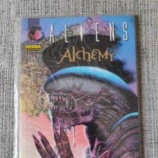 Cómics: ALIENS ALCHEMY NORMA EDITORIAL. Lote 189620152