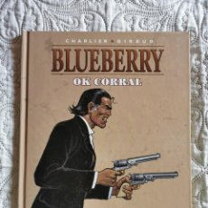 Cómics: BLUEBERRY N. 42 - OK CORRAL. Lote 189689311