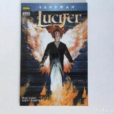 Fumetti: THE SANDMAN PRESENTA: LUCIFER DE MIKE CAREY Y SCOTT HAMPTON. NORMA.. Lote 189773083